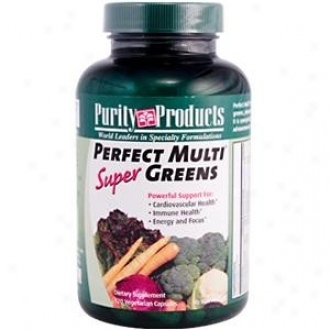 Purity's Perfect Multi Super Greens 120vcaps