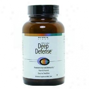 Rainbow Light's Deep Defense 90tabs