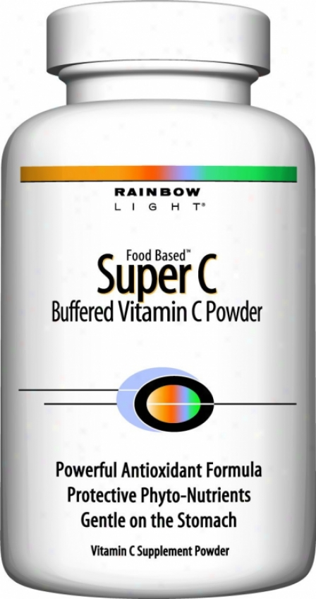 Rainbow Light's Super C Powfer 4oz