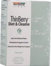 Rainbow Light's Thin Berry Diet & Cleanse 4.1 Oz