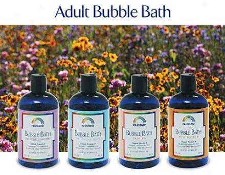 Rainbow Reqearch's Bubble Bath Lavender/chamomile 12 Oz
