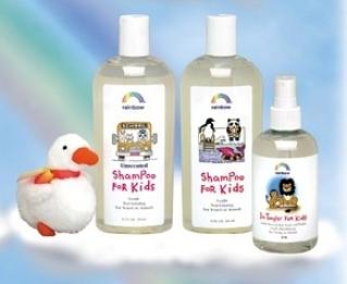 Rainbow Research's Detangler Kids 8oz