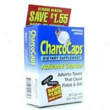 Requa Charcocaps 260mg  36caps