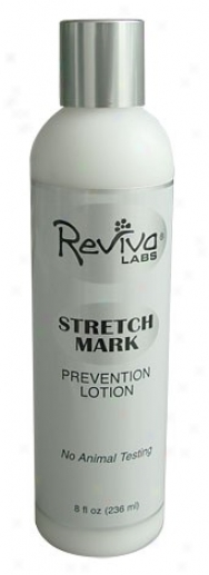 Reviva's 9 Month Stretch Mark Prevent Lotion 8oz