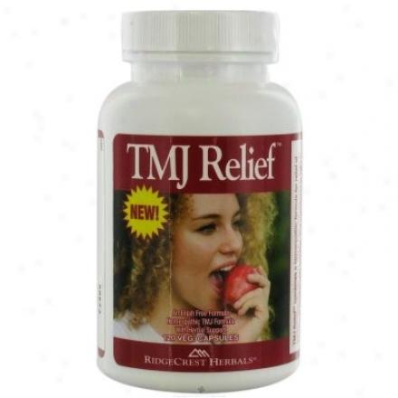 Ridgecrest's Tmj Relief 120vcaps