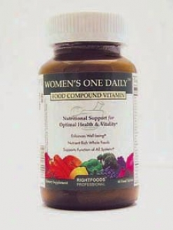 Right Food's Women's One Daily 30 Tabs