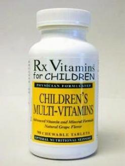 Rx Vitamin's Children's Multi-vitamin 90 Chew