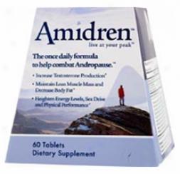 Sera-pharma's Amidren 60tabs