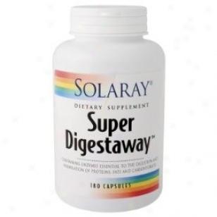 Solaray's Super Digestaway 180caps