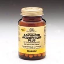 Solgar Advanced Acidophilus Plus 60vcaps~
