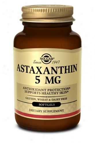 Solhar Astaxanthin Complex 5mg 30sg