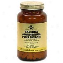 Solgar Calcium/magnesium/boron 250tabs~