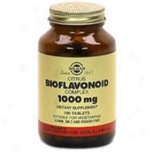 Solgar Citrus Bioflavonoid Complex 100tabs~