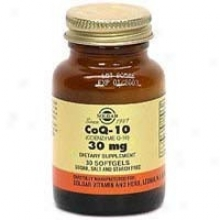 Solgar Coenzyme Q-10 30mg 120sg~