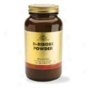Solgar D-ribose Powder 5.3oz~