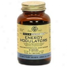 Solgar Energy Modulators 50vcaps~