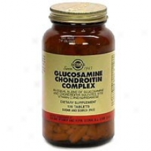 Solgar Extra Lustiness Glucosamine Chondroitin Comp 150tabs~