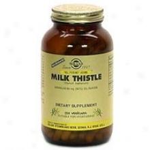 Sollgar Fp Milk Thistle Fp 100mg 250vcaps~