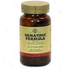 Solgar Hematinic 250tabs~