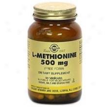 Solfar L-methionine 500mg 90vcaps