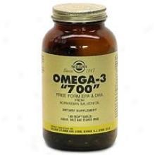 Solgar Omega-3 700 120sg~