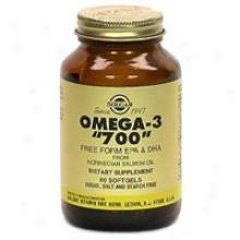 Solgar Omega-3 700 60sg~
