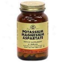 Solgar Potassium / Mag Aspartate 90vcaps