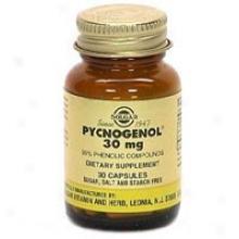 Solgar Pycnogenol 30mg 30caos