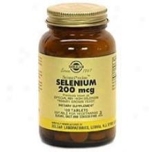 Solgar Selenium 200mcg 100tabs