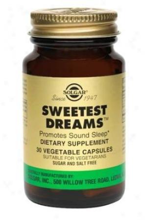 Solgar Sweetest Dreams 30vcaps