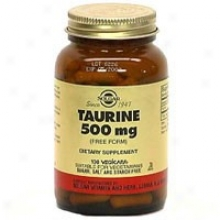 Solgar Taurind 500mg 100vcaps~