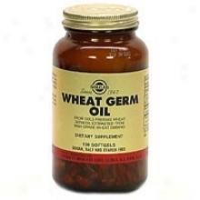 Solgar Wheat Germ Oil 100sg