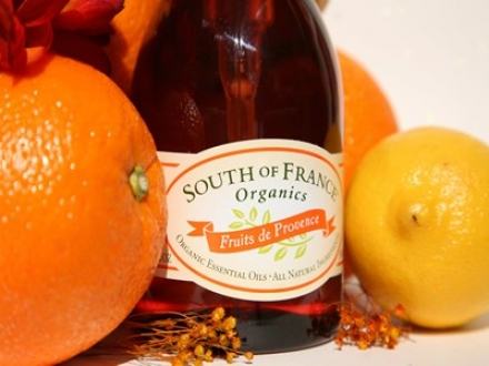 South Of France's Liquid Soap Fruits De Proven 10 Oz