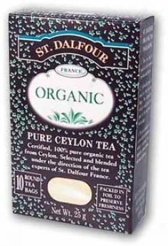 St. Dalfour's Black Tea Ceylon 25ct