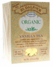 St. Dalfour's Black Tea Vanilla 25ct