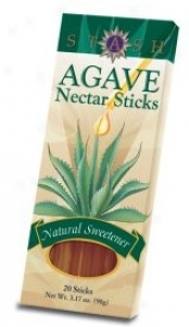 Stash Tea's Sticks Organic Agave Nectar 20ct