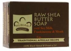 Sundial Creation's Bar Soap Raw Shea Butter 5oz
