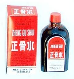 Of higher rank Tradong Co. Zheng Shui Liniment 100cc