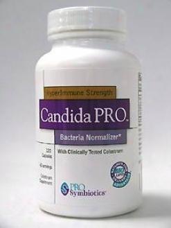 Symbiotic's Candida Pro ** 120 Caps