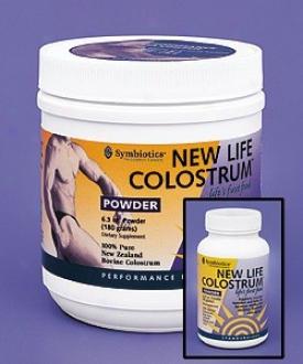 Symbiotics New Life Original Colostrum Powder 6.3oz