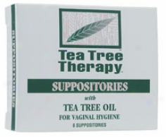 Supper Trer Therapy's Suppositories 6pc