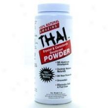 Thai Deodorant Stone Body Comminute 3 Oz