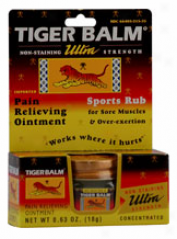 Tiger Balm's Ultra White .63 Fl Oz