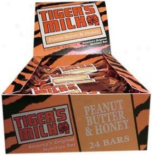 Tiger's Milk Protein Savory 24/1.25oz