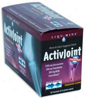 Trace Minerals Activjoint Bone & Dis~ Powder 30pkts
