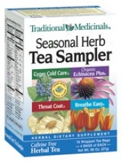 Traditional Medicinal Cold Gratify Sampler 16bags