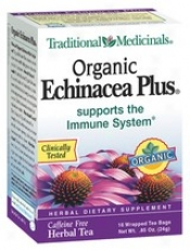 Traditional Medicinal Echinacea Plus Tea 16bags