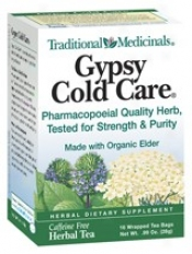Traditional Medicinal Gypsy Coldcare Tea 16bags