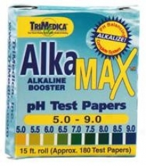 Trimedica's Alkamax Ph Papers Iq 15ft