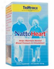 Trimedica's Nattoheartã¿â¿â¾ 50mg 60caps
